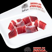 Taquitos de jamón ibérico