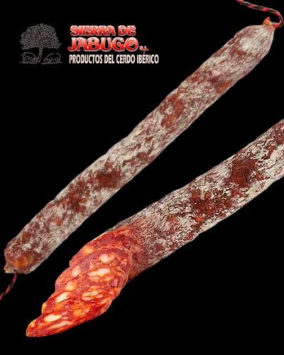 Chorizo ibérico rojo de vela